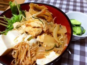 ダイエットメニューが本格化…鶏胸肉の赤から鍋