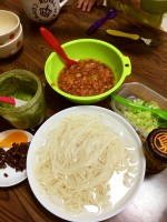 【ジャパニーズカスタマイズご飯の筆頭 素麺も新しいステージへ】素麺 meetsイタリアン