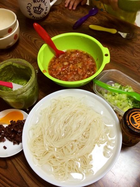 【ジャパニーズカスタマイズご飯の先駆者 素麺も新しいステージへ】素麺 meetsイタリアン